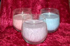palm wax candles