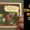 christmas riddle card