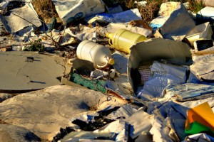 Recycle to Keep Trash Out of Landfills