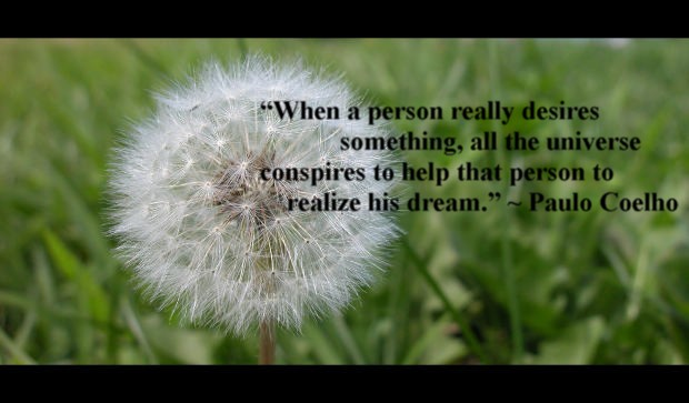 When a Person Really Desires Something
