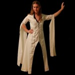 Kahlan Amnell or How to Make a Medieval Sorceress Costume (Confessor Dress)