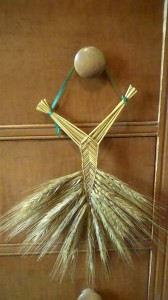 Wheat Weaving Welsh Fan