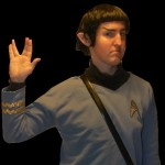 Spock – How to do Spock Eyebrows