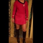 Lt. Uhura – How to Make a Lt. Uhura Costume Easy