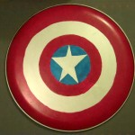 Captain America Shield – Cheap and Easy DIY