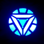 Iron Man Arc Reactor that Really Glows – DIY Cheap and Easy