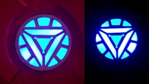 Iron Man Arc Reactor - DIY Cheap and Easy