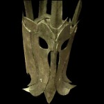 Sauron Costume Part 2: The Helmet