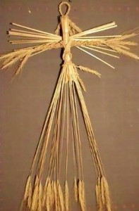 Wheat Weaving Tutorial: Angel
