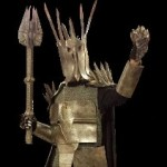 Sauron Costume Tutorial part 3: Body Armor, gloves, chain mail