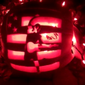 How to Carve a Bruce Springsteen Pumpkin (or any intricate pumpkin)