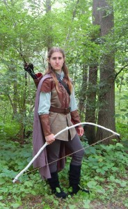 How to Make a Legolas Costume