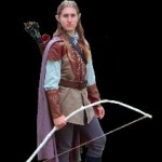 Legolas Costume Tutorial Part 1 & 2: Jerkin, Leggings, Ears, Boots