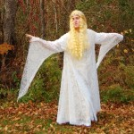 Galadriel Costume Part 2 – Cheap and Easy DIY Gown