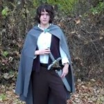 Frodo Costume Tutorial – How to Make a Super Easy Hobbit Costume