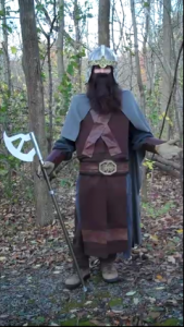 How to Make a Gimli Costume Part 1: The Tunic