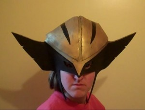 How to Make a Hawkgirl Helmet