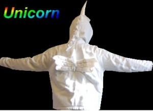 How to Make a Unicorn Hoodie