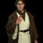 Jedi Costume Part 1: DIY Jedi Costume Tunic