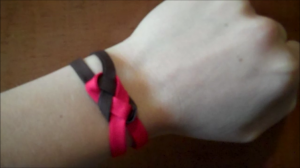 How to Make a Carrick Bend Knot Bracelet
