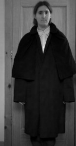 DIY Barnabas Collins Dark Shadows Inverness Cape Coat