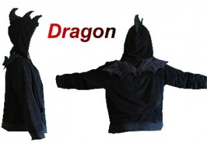 How to Make a Dragon Hoodie