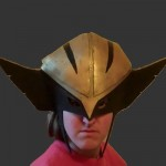Hawkgirl Helmet – How to Make a Hawkgirl Helmet