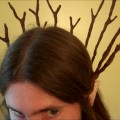 DIY Cheap and Easy Thranduil Crown