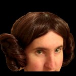 Princess Leia Costume Part 1 DIY: The Hair