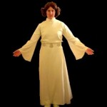 Princess Leia Costume Part 2: How to Make The Dress