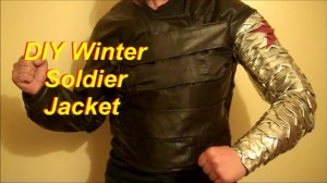 How to Make a Winter Soldier Costume: Jacket