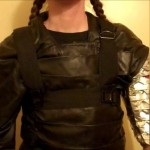 Winter Soldier Costume Part 4: Weapons Harness Tutorial