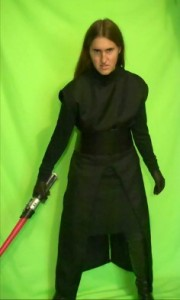 How to Make a Kylo Ren Costume