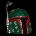Boba Fett Costume Part 4: DIY Boba Fett Helmet and Gauntlets