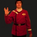 Wrath of Khan Era Star Fleet Uniform – Easy, No-Sew Star Trek Uniform