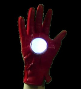 DIY Cheap and Easy Iron Man Repulsor