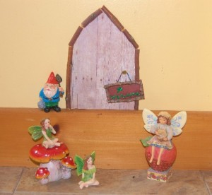How to Make a Fairy Door (or Leprechaun, Elf, Gnome, etc.)