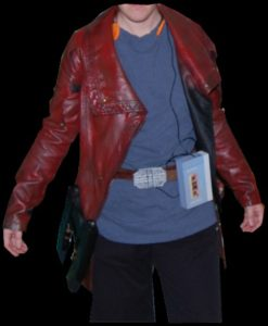 DIY Star Lord Costume