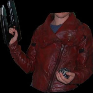 How to Make a Star Lord Costume Jacket