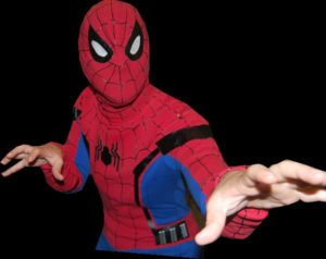 DIY Spiderman Costume Part 1