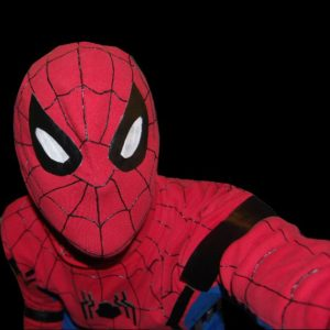 How to Make a Spiderman Costume Part 2
