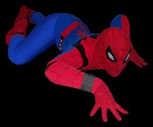 Spiderman Cosplay DIY Part 4 Pants and Boots