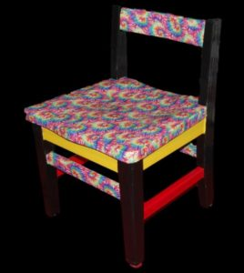 Easy DIY Duck Tape Chair