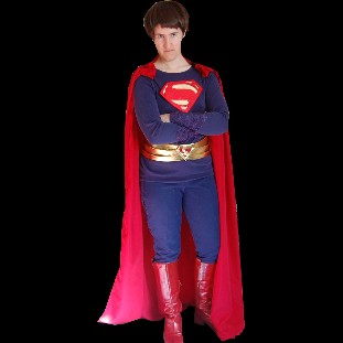 How To Make A Superman Costume Part 2 Pants And Belt