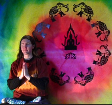 Diy Tie Dye Mandala Tapestry The